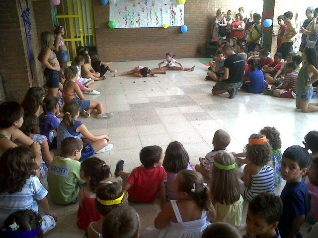 La Escuela de Verano de Lorquí finaliza sus clases por todo lo alto - 4, Foto 4
