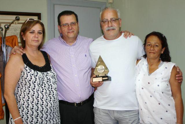 Pepe Nicolás dice adiós al Reale Cartagena - 1, Foto 1