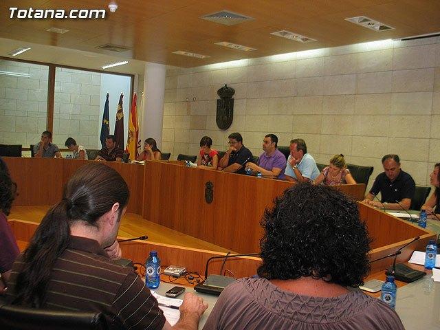 El Pleno aprueba por unanimidad apoyar la candidatura de Premio Nobel de la Paz a la Fundación Vicente Ferrer - 1, Foto 1