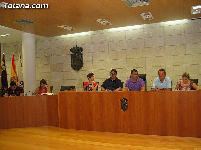 El Pleno aprueba por unanimidad apoyar la candidatura de Premio Nobel de la Paz a la Fundación Vicente Ferrer - 3, Foto 3