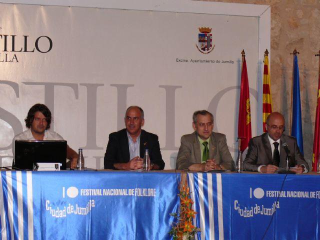 Presentados los actos del 29 festival de folklore 'ciudad de Jumilla' que se celebra del 13 al 15 de agosto - 3, Foto 3