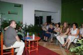 El cantaor Curro Piñana clausura el Ciclo de Conferencias Culturales que ha impulsado el consistorio durante todo el mes de julio