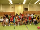50 niños han participado durante el mes de julio en la Escuela Multideporte Adaptado 2010 de Molina de Segura