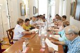 La junta de gobierno da luz verde a un convenio con la Caixa para financiar microempresas