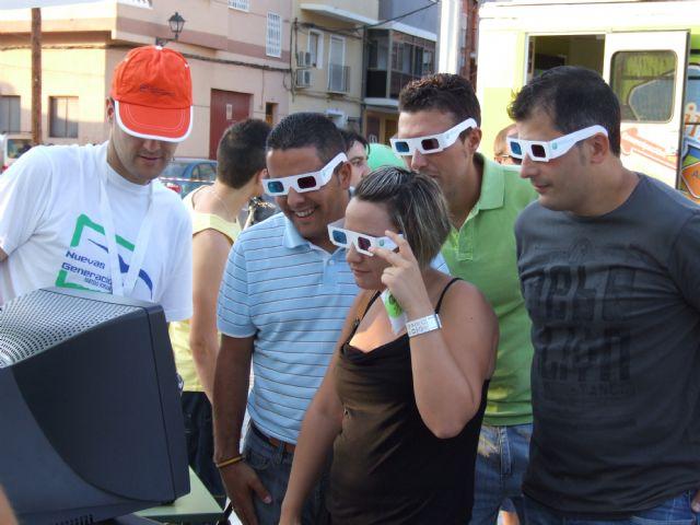 La SuperB llena Blanca de jóvenes con iniciativas socioculturales - 1, Foto 1