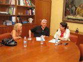 La CHS estudia los proyectos y obras en marcha en el municipio de Pliego