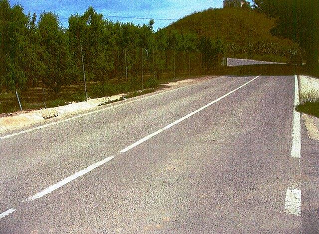 Obras Públicas proyecta mejoras viales en el límite de la Región con Albacete y en el entorno del río Argos - 1, Foto 1