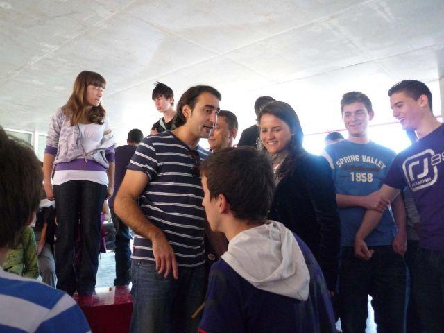 15.000 jóvenes participan en  actividades de Redes durante el primer semestre del año - 2, Foto 2