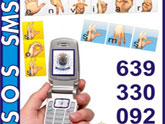 El ayuntamiento implanta el servicio SOS SMS