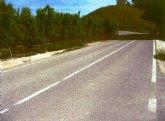 Obras Públicas proyecta mejoras viales en el límite de la Región con Albacete y en el entorno del río Argos