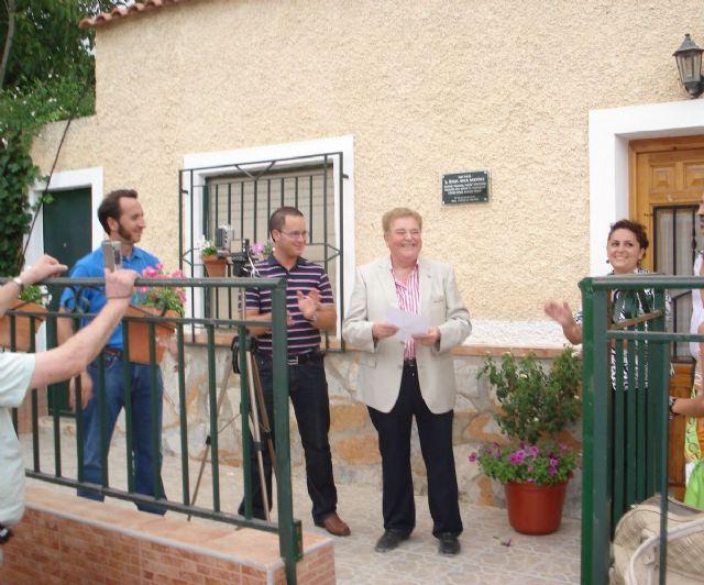 Miranda rinde homenaje al trovero A�ngel Roca - 1, Foto 1