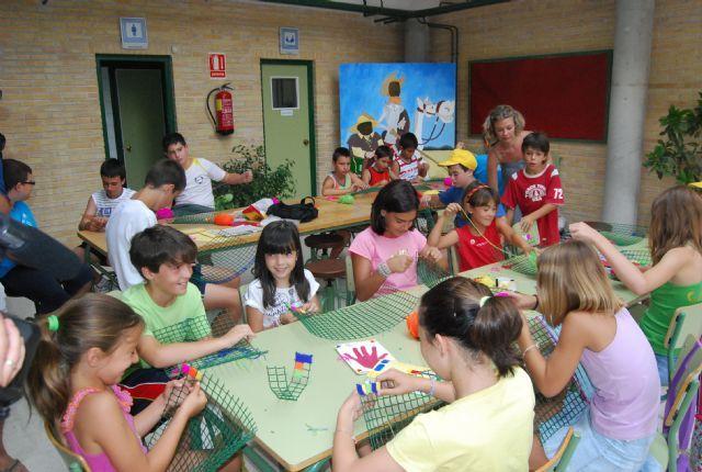 Finalizan las Escuelas de Verano, enmarcadas en el programa Verano Joven 2010, Foto 1