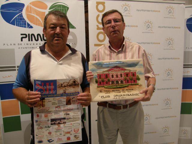 23 equipos de cuatro Comunidades Autónomas competirán en el XII Torneo Nacional de Petanca Lorca Ciudad del Sol - 1, Foto 1