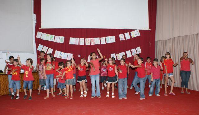 Puerto Lumbreras clausura su Escuela de Verano que ha ofrecido refuerzo educativo a 50 niños durante todo el mes de julio - 1, Foto 1