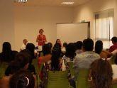 Lali Ibarra clausura el programa de integración intercultural 'A 3 Bandas', en el que han participado más de 300 personas de nueve nacionalidades