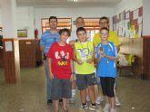 Ajedrecistas jumillanos participaron en un torneo celebrado en Ayora