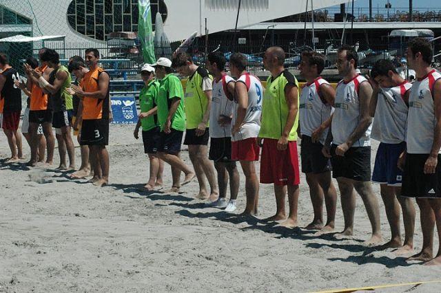 Un equipo de Roldán se proclama subcampeón de España en Balonmano Playa - 2, Foto 2