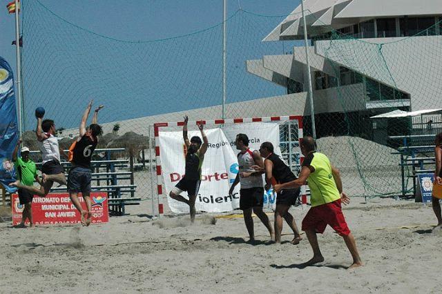 Un equipo de Roldán se proclama subcampeón de España en Balonmano Playa - 3, Foto 3