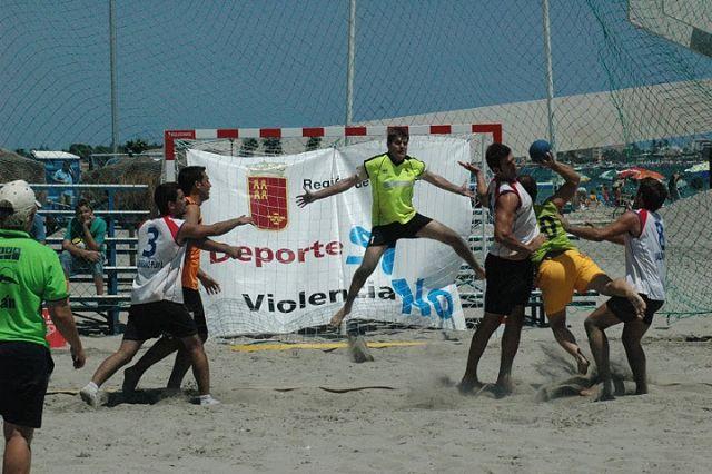 Un equipo de Roldán se proclama subcampeón de España en Balonmano Playa - 4, Foto 4