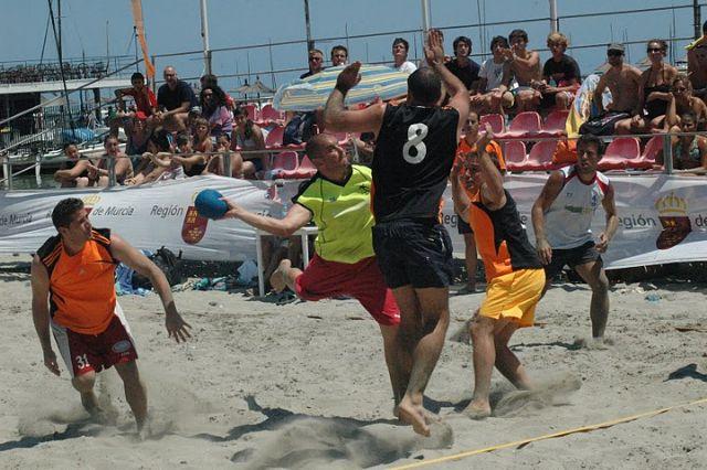 Un equipo de Roldán se proclama subcampeón de España en Balonmano Playa - 5, Foto 5