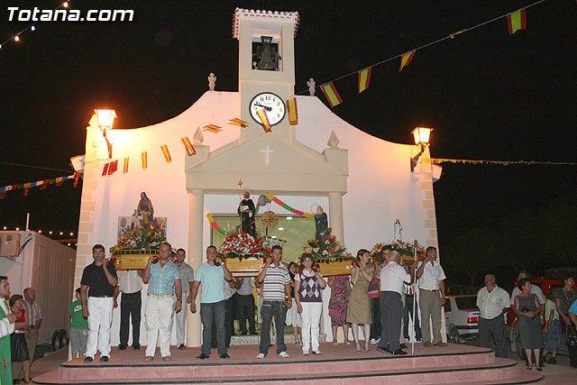 Las fiestas de la pedanía de el Raiguero Alto, en honor a Santo Domingo de Guzmán, se celebran este fin de semana, Foto 1