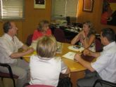 El Ayuntamiento y Hostemur apuestan por promocionar la gastronomía murciana