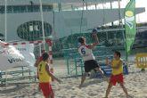 Un equipo de Roldán se proclama subcampeón de España en Balonmano Playa