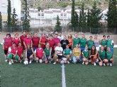 IV partido de fútbol entre mujeres solteras y casadas de Blanca