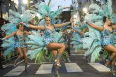 Águilas vuelve a vestirse de Carnaval en verano