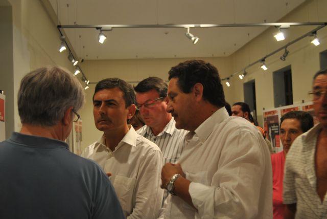 Inauguran la exposición conmemorativa del centenario del PSRM-PSOE en el Museo Casa de la Rusa - 1, Foto 1