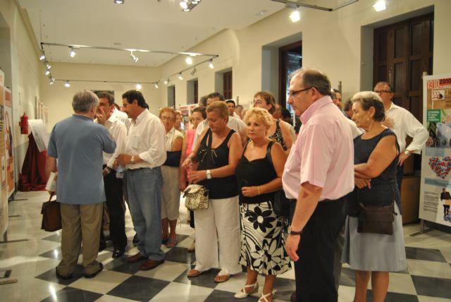 Inauguran la exposición conmemorativa del centenario del PSRM-PSOE en el Museo Casa de la Rusa - 2, Foto 2