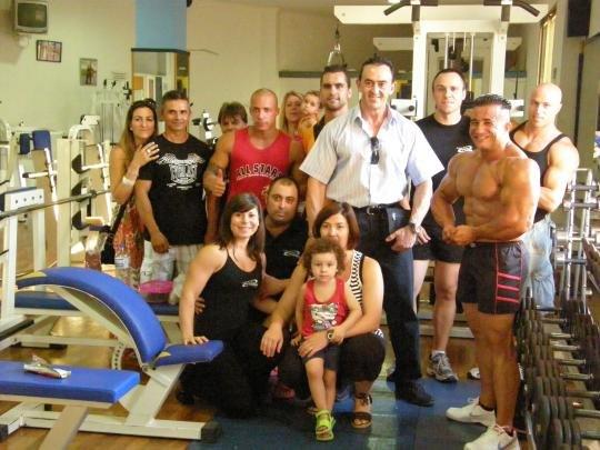 Toni Gutierrez fue el invitado estrella de la 4ª edición del ya clásico Fitness Campus, Foto 1