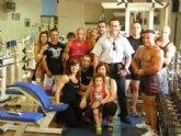 Toni Gutierrez fue el invitado estrella de la 4ª edici�n del ya cl�sico Fitness Campus