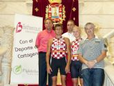 Los campeonatos del Mundo de Acuatlón contarán con dos cartageneros de adopción