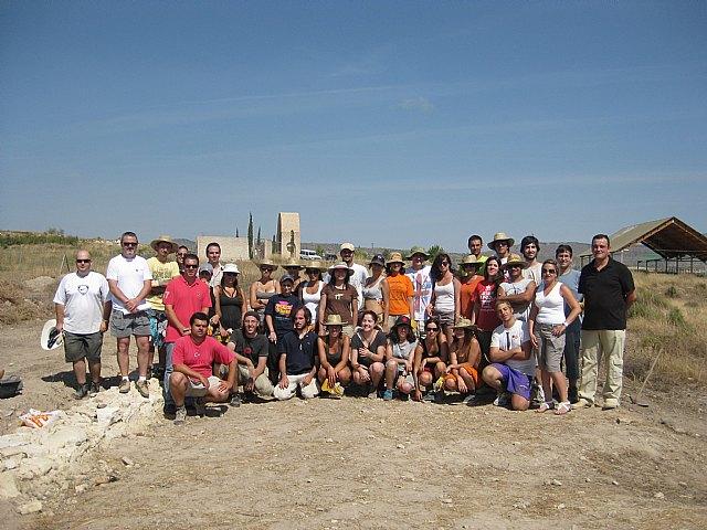 24 jóvenes de España, Polonia, Francia, Turquía y Taiwán participan en el Campo de Trabajo internacional de Mula - 1, Foto 1