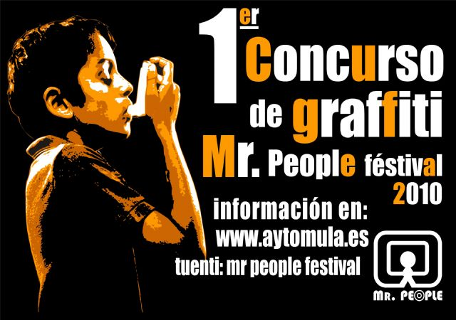 I Concurso Regional de Graffiti Mr. People - 1, Foto 1