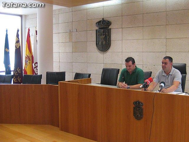 El alcalde anuncia que el PGMO de Totana ha recibido la Declaración de Impacto Ambiental favorable, Foto 1