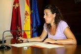 Obras P�blicas avanza en la construcci�n del carril bici del Guadalent�n, el m�s largo de España con 60 kil�metros
