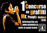 I Concurso Regional de Graffiti Mr. People