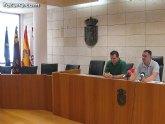 El alcalde anuncia que el PGMO de Totana ha recibido la Declaraci�n de Impacto Ambiental favorable