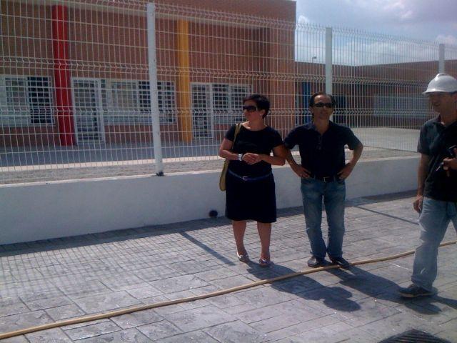 Las obras de ampliación del Punto de Atención a la Infancia de El Parral permitirán duplicar el número de niños escolarizados, Foto 1