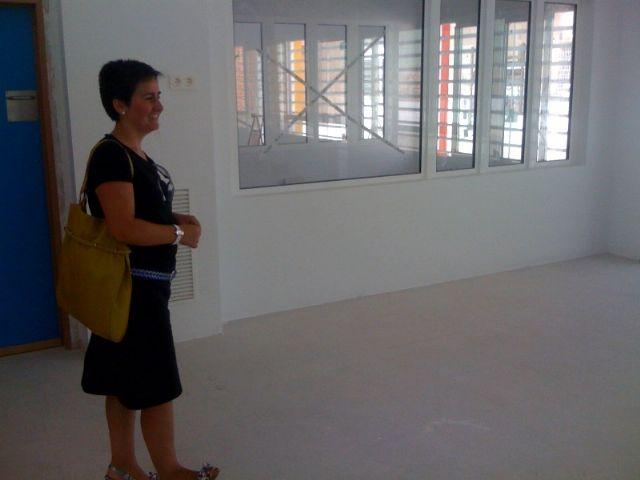 Las obras de ampliación del Punto de Atención a la Infancia de El Parral permitirán duplicar el número de niños escolarizados, Foto 2
