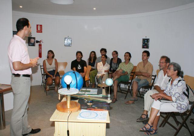 Más de 500 turistas participaron en la campaña ´Conoce las Estrellas´ durante el mes de julio - 1, Foto 1