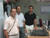 Investigadores de la UPCT logran eliminar las emisiones al exterior en los hornos industriales de microondas