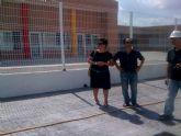 Las obras de ampliaci�n del Punto de Atenci�n a la Infancia de El Parral permitir�n duplicar el n�mero de niños escolarizados