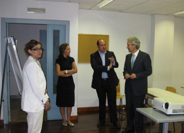 El Alcalde visita el Parador Escuela de León para proyectar los programas formativos que incluirá el futuro Parador Escuela de Puerto Lumbreras - 2, Foto 2