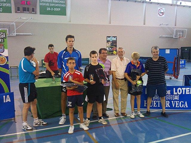 Torneo abierto tenis de mesa San Roque. Huetor Vega (Granada), Foto 3