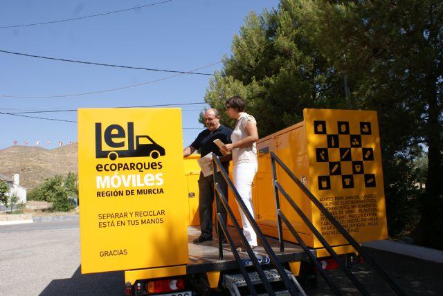 El Ayuntamiento incorpora el servicio de Ecorparque Móvil en las pedanías a través del plan de limpieza viaria 'Puerto Lumbreras se cuida' - 1, Foto 1