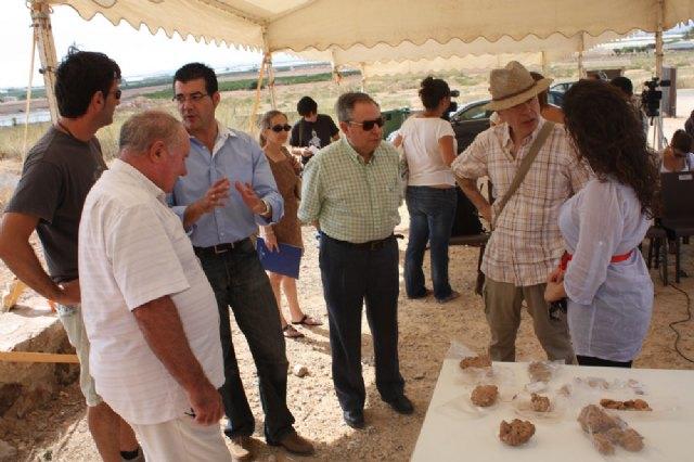 Cultura presenta la 19 campaña de excavaciones Paleontropológicas y Arqueológicas de la Sima de las Palomas en Torre Pacheco - 1, Foto 1