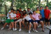 Un total de 300 niños y j�venes han participado en los campamentos de las aulas de naturaleza de las Alquer�a en Sierra Espuña y escuelas de verano durante el mes de julio